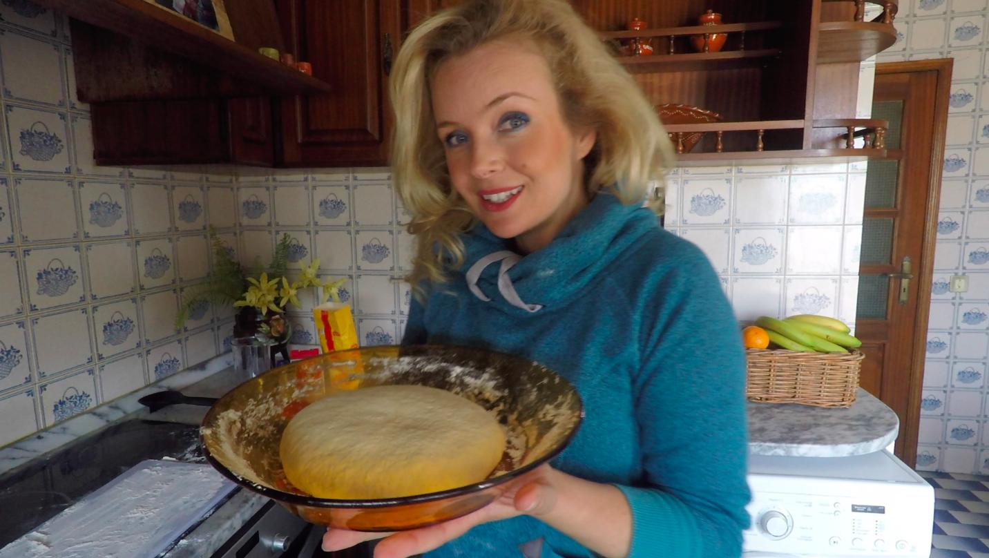 Como fazer pão em casa? – A Vida em Play no D'mais (Porto Canal) – Ep.1